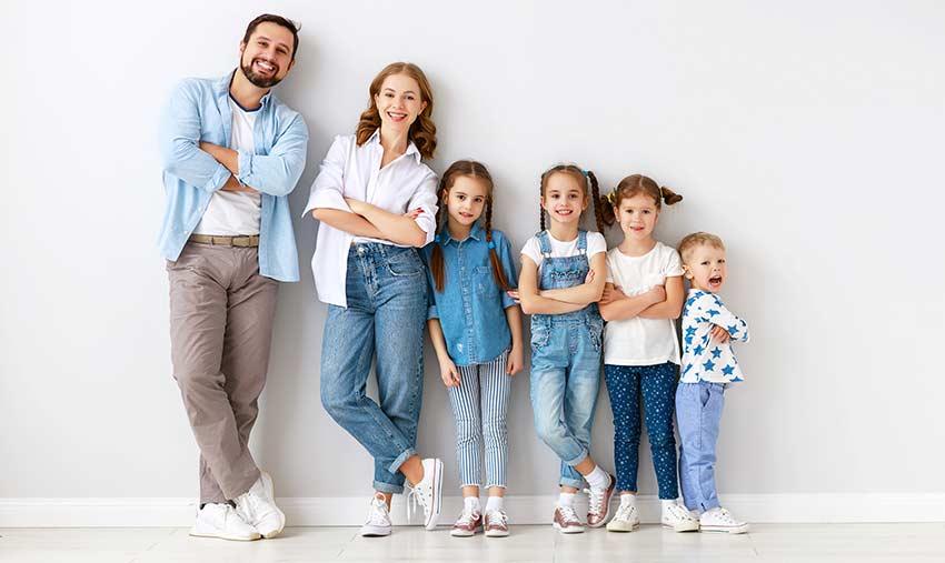 Kleine Kinder – großer (Geld-)Bedarf. Besser clever vorsorgen!