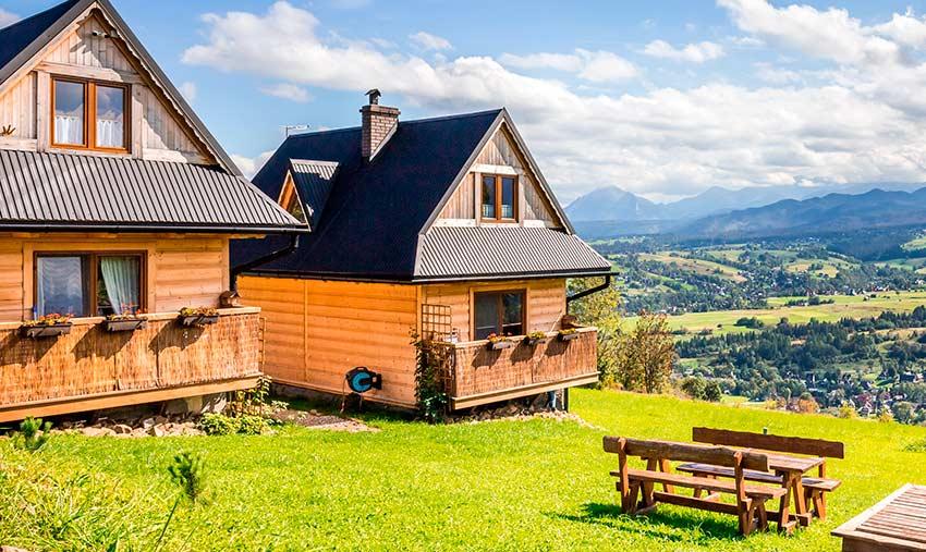 Auch Ferienimmobilien können richtig gegen Ausfälle abgesichert werden